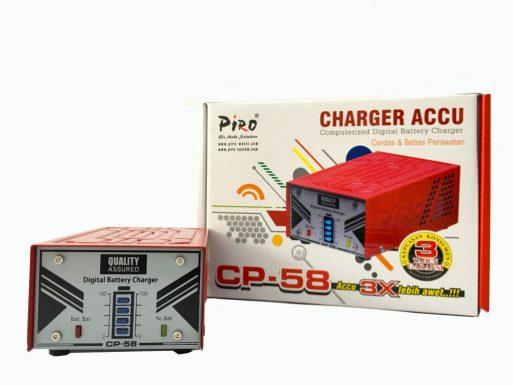 Charger PIRO CP-58 Piro Walet Distributor Amplifier Tweeter