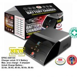 MCU Charger EPSC-32012C Piro Walet Sound System