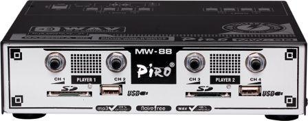 MESIN WALET Piro MW-88 Low Voltage Piro Walet Distributor Amplifier Tweeter