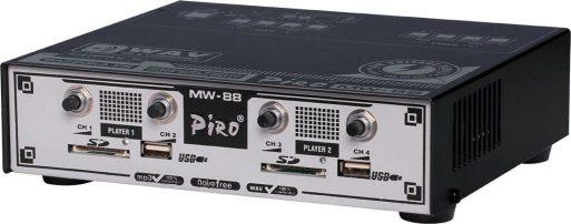MESIN WALET Piro MW-88 Low Voltage Piro Walet speaker panggil walet