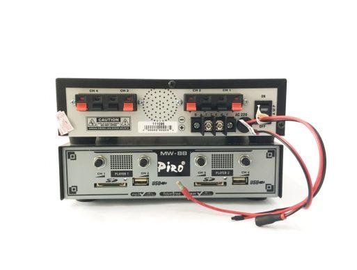 MESIN WALET Piro MW-88 Solar Piro system Distributor Amplifier Tweeter