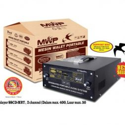 Mesin Walet Portable 203 Single Piro system Distributor Amplifier Tweeter