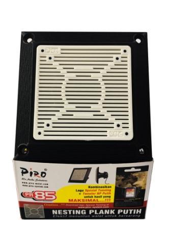 Natural Tweeter PR - 85 Piro Walet Distributor Amplifier Tweeter