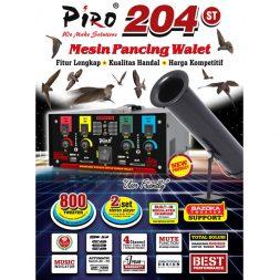PIRO-204 STEREO LOW VOLTAGE SERIES Piro Walet Sound System Jakarta