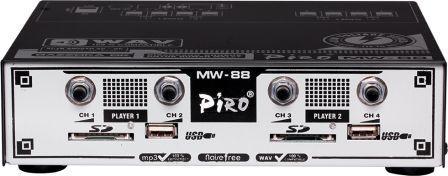 Paket Hemat PIRO 1 Piro system Distributor Amplifier Tweeter Sulawesi