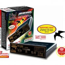 SSCD Player MRT Series Piro Walet Sound System